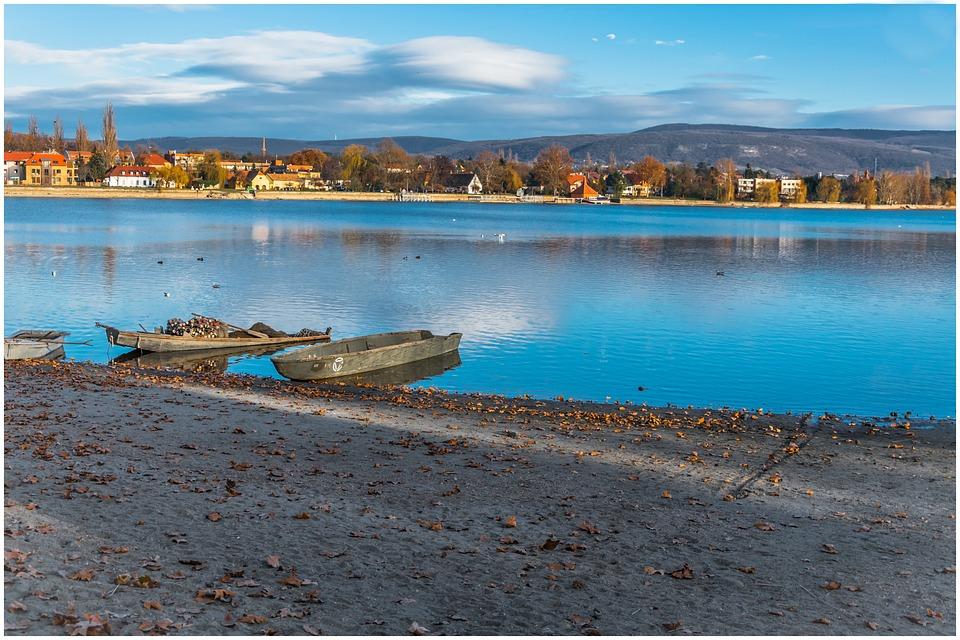 Hungary, Color, Water, Lake, Colors, Landscape, Light