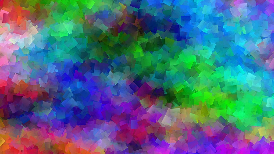 The Background Colorful Color Colors Wallpaper
