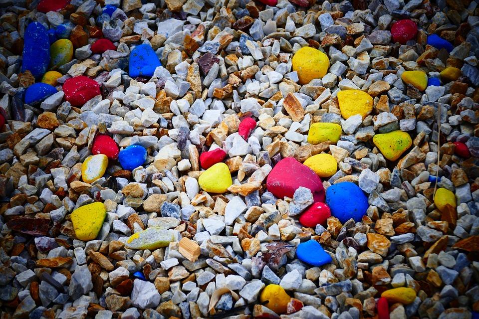 Stones, Pebbles, Colour, Rock, Nature, Zen, Natural