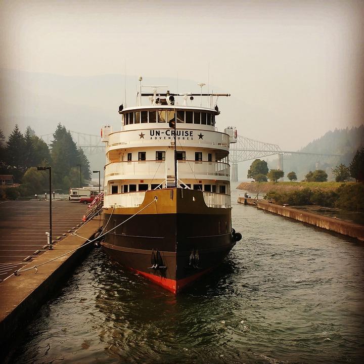 Columbia River Gorge, Oregon, Columbia, Gorge, River