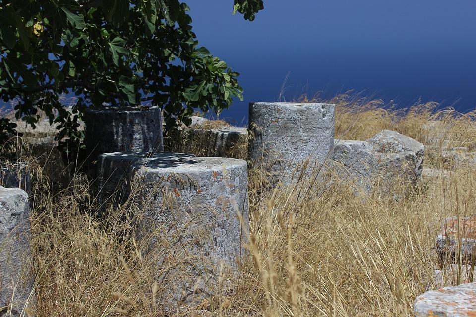 Pillars, Ancient, Pillar, Stone, History, Columns