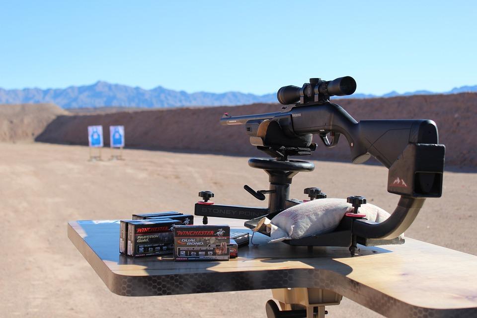 Outdoors, Sky, Desert, Sand, Military, Guns, Combat