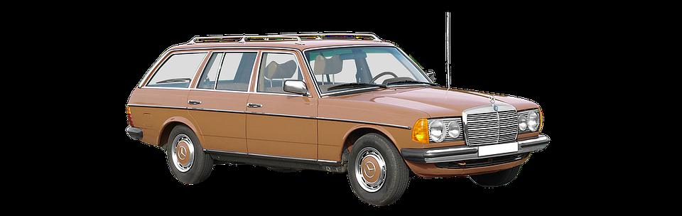 T-model, Mercedes Benz, Combi, W123, 200-220 D
