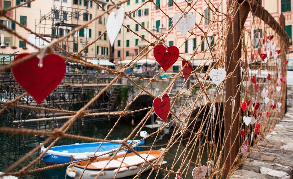 Heart, Binding, Relationship, Love, Combines, Together