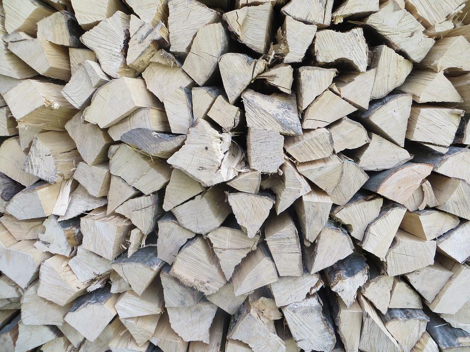Wood, Combs Thread Cutting, Holzstapel, Firewood