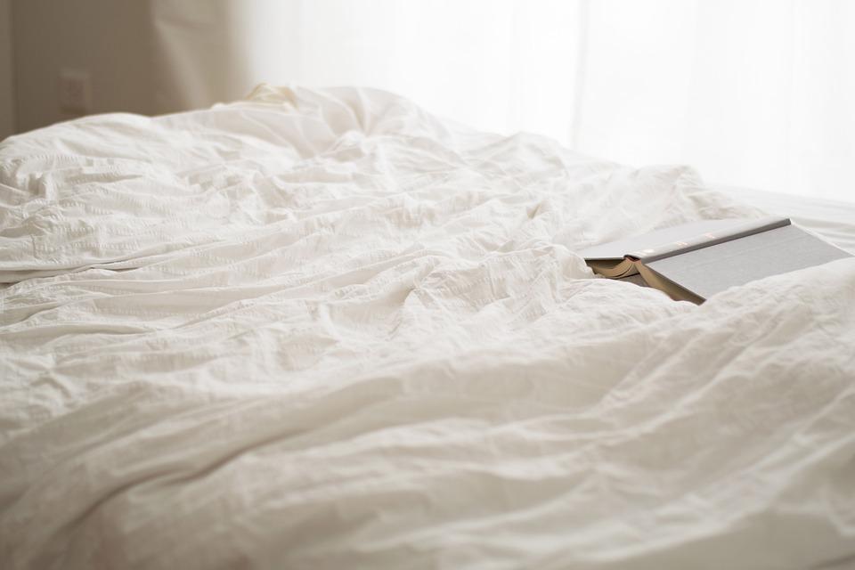 Read, Sunday, Bedroom, Book, Sleep, Room, Comfortable