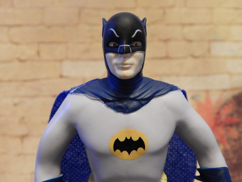 04e26ec5f4c258 Free photo Comic Superhero Caped Hero Character Batman Toy - Max Pixel