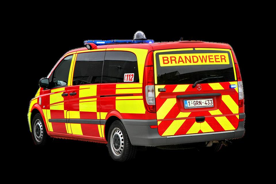 Fire Department, Commandowagen, Fire