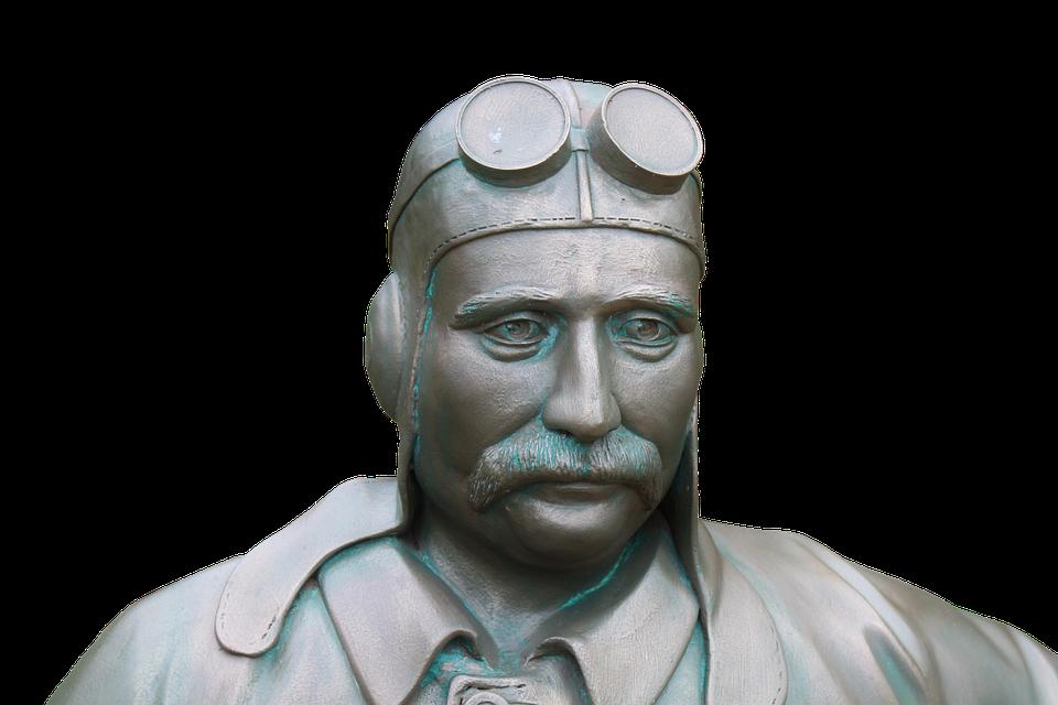 Louis, Blériot, Aviator, Sologne, Commemorate