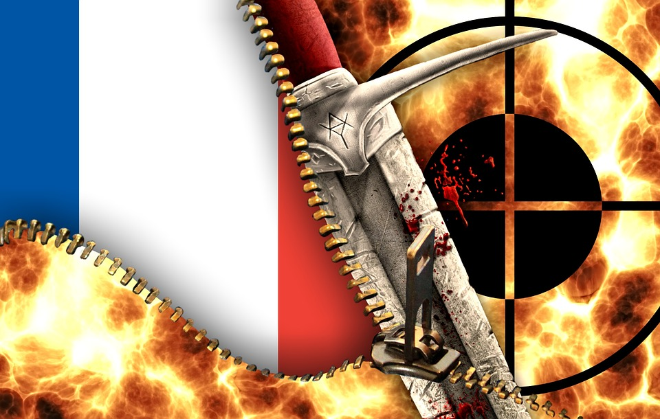 Terror, Attacks, France, Stop, Victims, Commemorate
