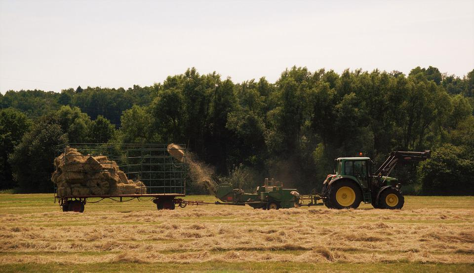 Commercial Vehicle, Agricultural Machine, Tractors