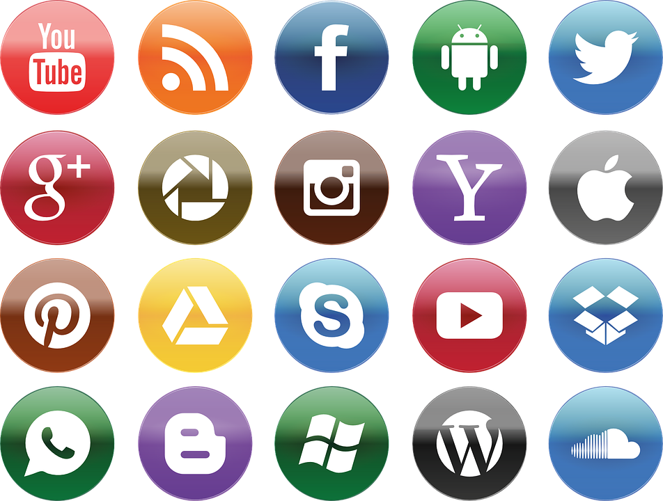 Free photo Communicate Social Media Youtube You Tube Facebook - Max Pixel