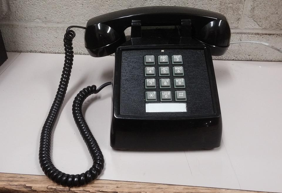 Telephone, Phone, Communication, Call, Retro