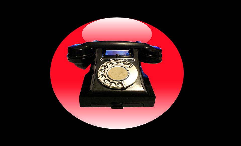 Ecommerce, Marketing, Telephone, Dial, Communication