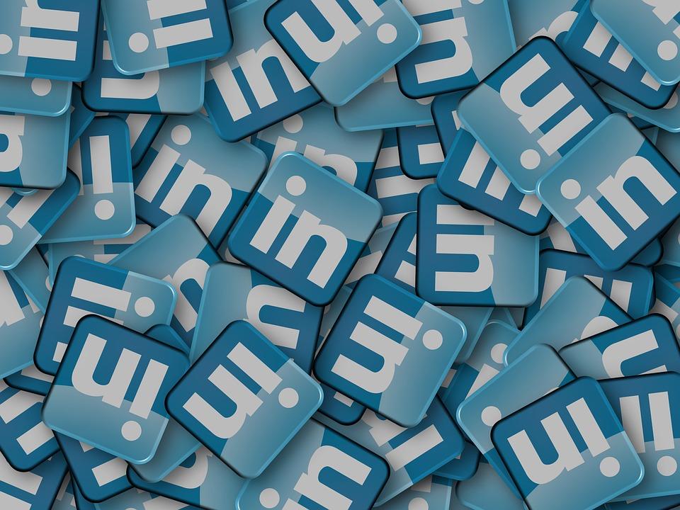 Linkedin, Logo, Icon, Media, Digital, Communication