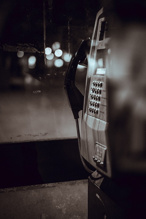 Payphone, Communication, Call, Telephone