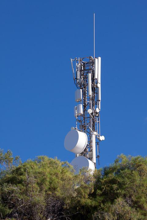 Telecommunications Mast, Radio Mast, Communication