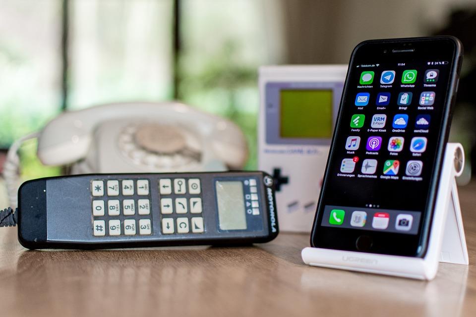 Phone, Canvas, Company, Technology, Communication