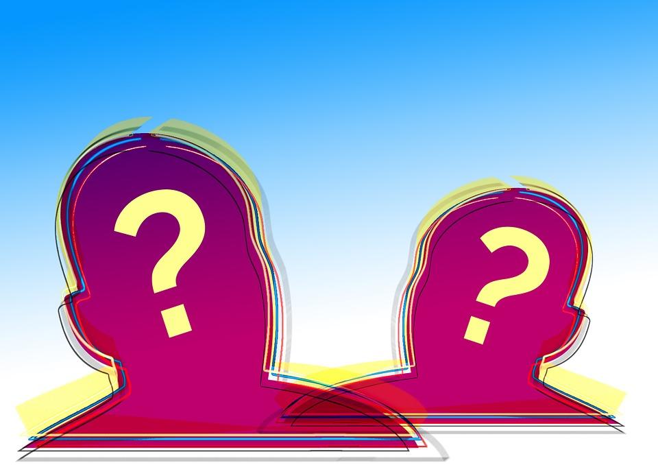 Head, Question Mark, Think, Communication