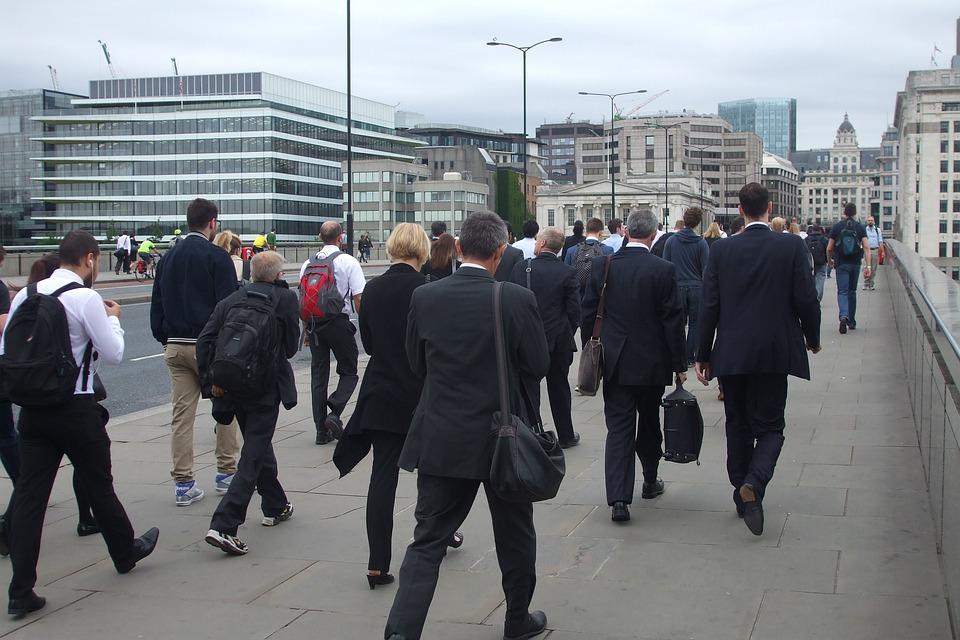London Bridge, Commuters, London