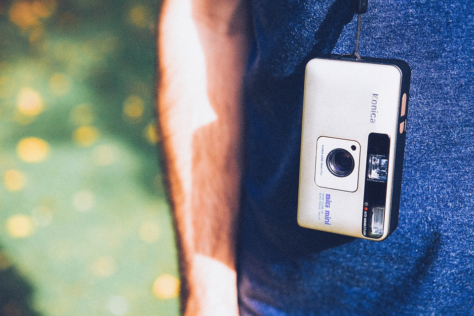 Compact Camera, Photographer, Photography