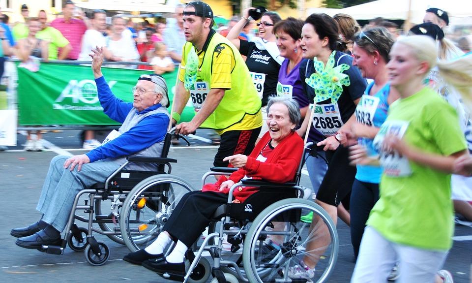 Company Run, Run, Inclusion, Run For All, Fun Run