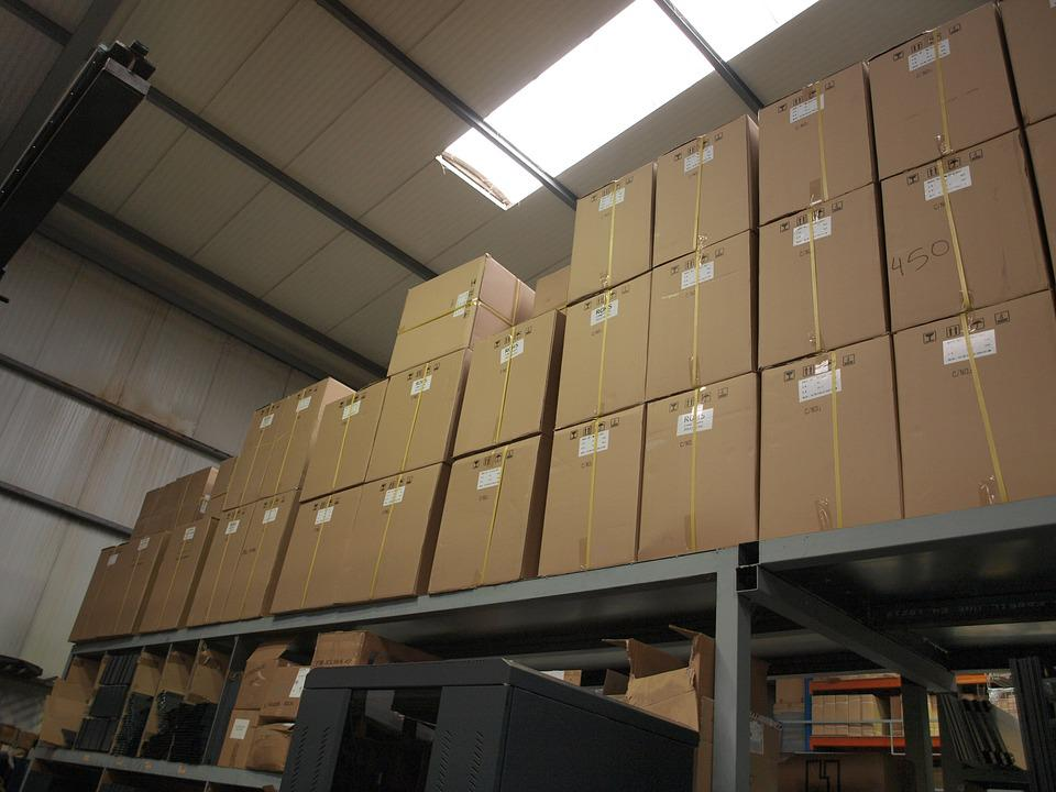 Storage, Company, Shop, Boxes, Values, Deport