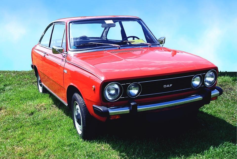 Daf, Daf 66, Compartment, Car, Model Year 1972, Dutch