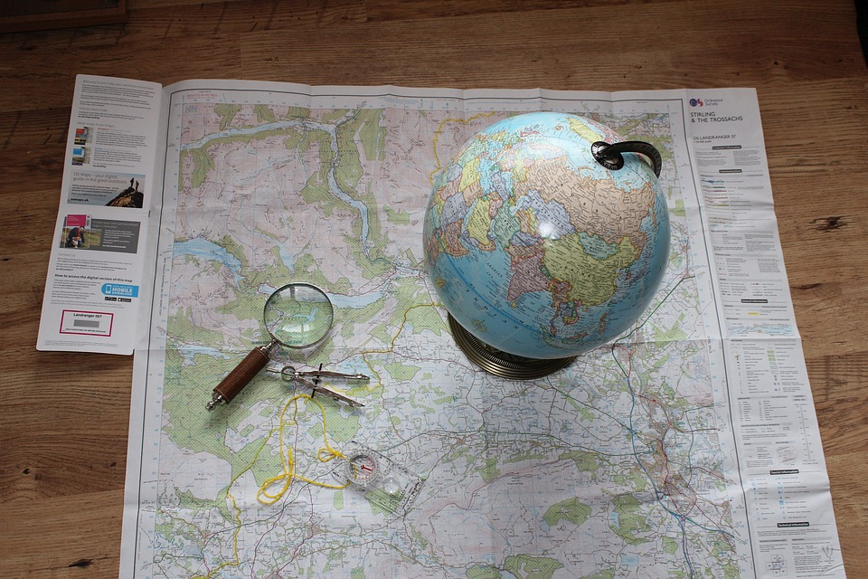 Free photo compass magnifying glass travel globe map max pixel map globe travel compass magnifying glass gumiabroncs Images