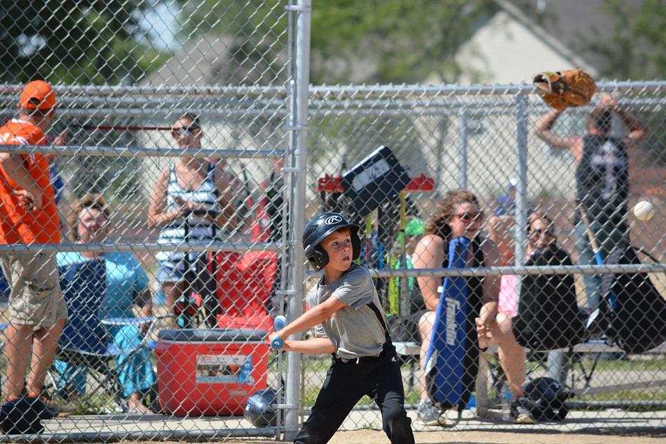 Baseball, Summer, Sport, Game, Field, Ball, Competition