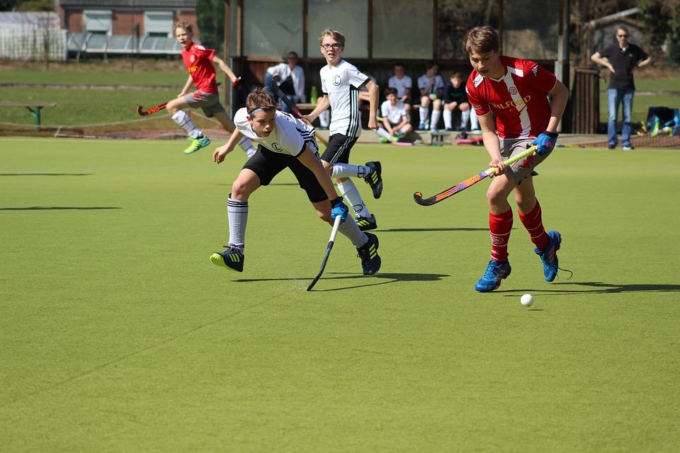 Competition, Ball, Field Hockey, Hockey