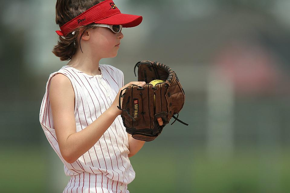Softball, Pitcher, Player, Game, Competition, Field