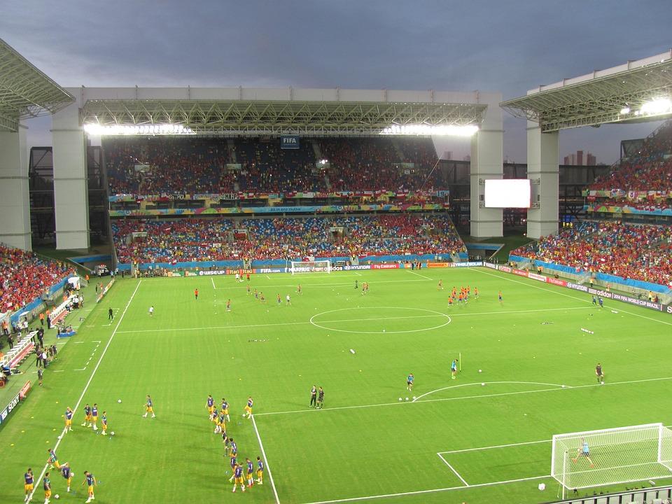 Stadium, World, World Cup, 2014, Brazil, Competition
