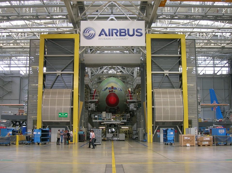 Airbus, Production, Completion, Aircraft, Assemble