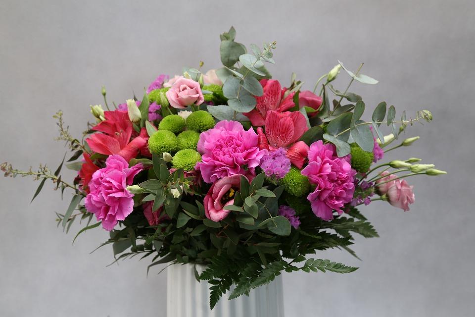 Free photo Composition Bouquet Flowers Flower Shop Decoration - Max ...