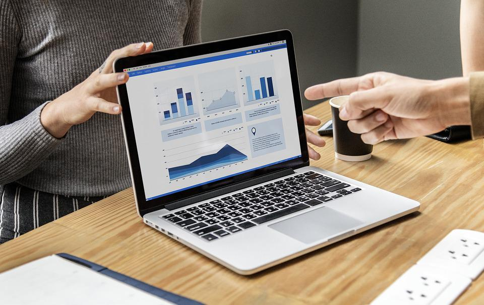 Analysis, Business, Chart, Computer, Connection