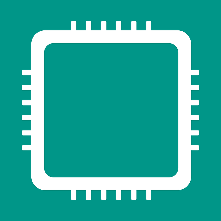 Processor, Core, Chip, Computer, Cpu, Device