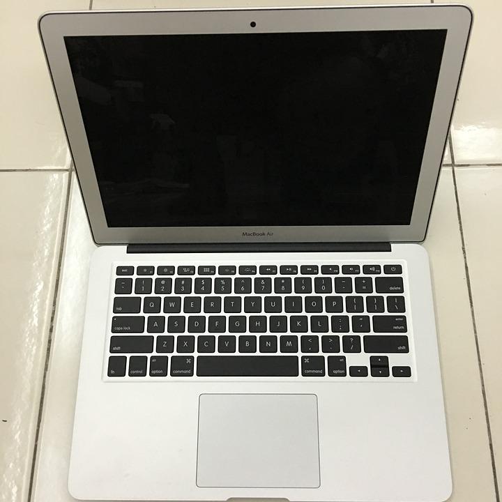 Macbook, Computer, Laptop, Notebook