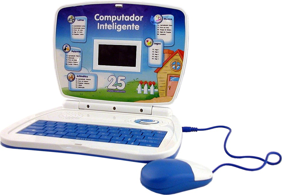 Toy, Computer, Child Computer, Play Learn
