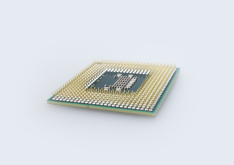 Cpu, Processor, Electronics, Computer, Data Processing
