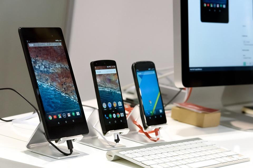 Smartphone, Computer, Technology, Business, Modern