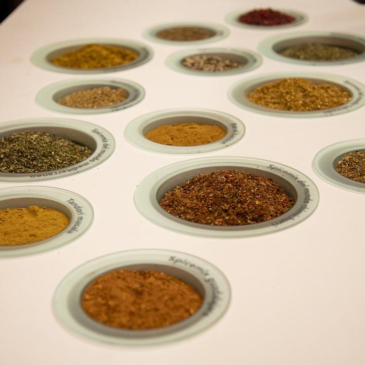 Spices, Pepper, Cinnamon, Aji, Comuni, Cook, Food