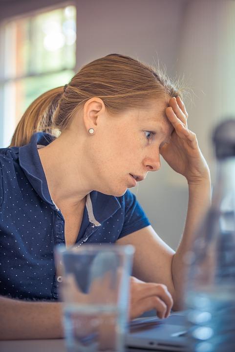 Adult, Annoyed, Blur, Burnout, Concentration