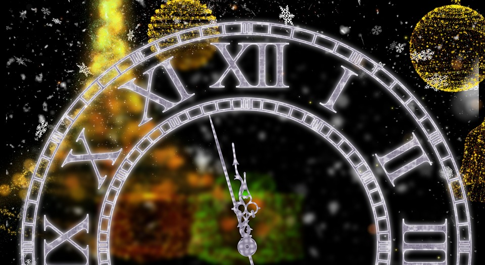 Christmas, Clock, Colorful, Concept, The Countdown
