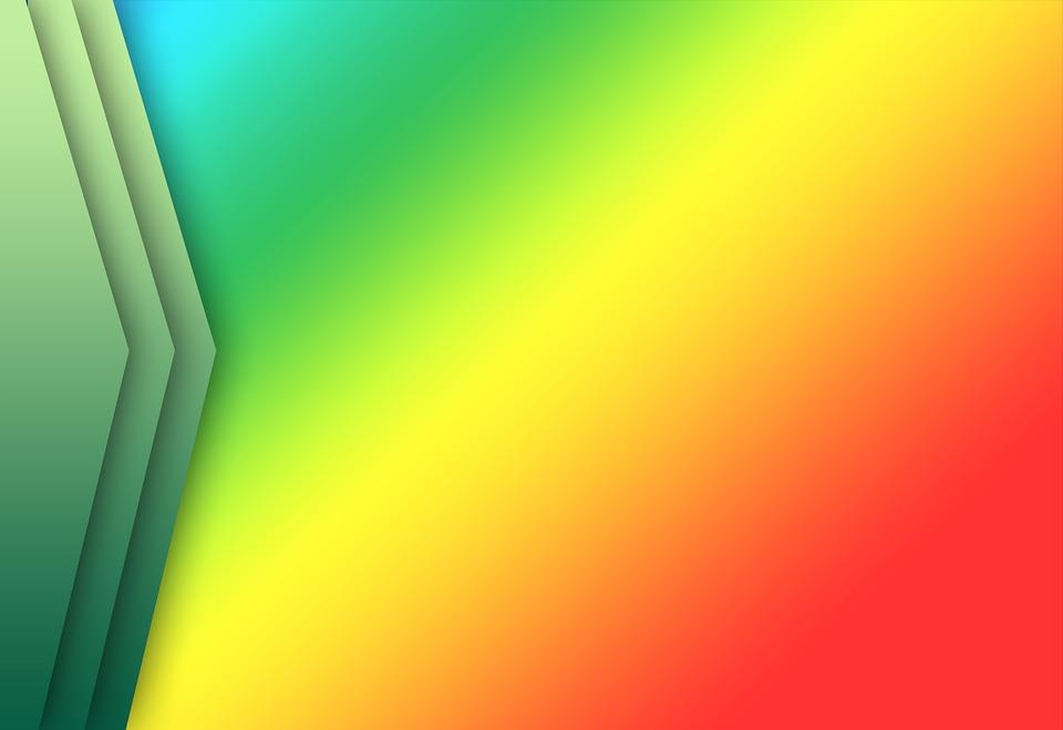 Background, Arrow, Direction, Concept, Colorful, Color