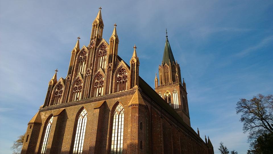Neubrandenburg, St Mary's Church, Concert Church