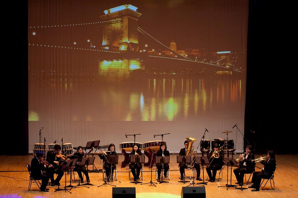 Music, Concert, Spirit Ensemble, Show
