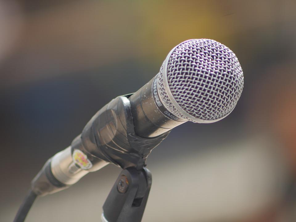 Microphone, Music, Concert, Singer, Studio, Sing