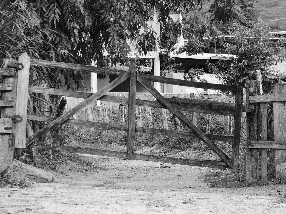 Concierge, Old, Farm, Roça, Brazil, Minas, Path, Road