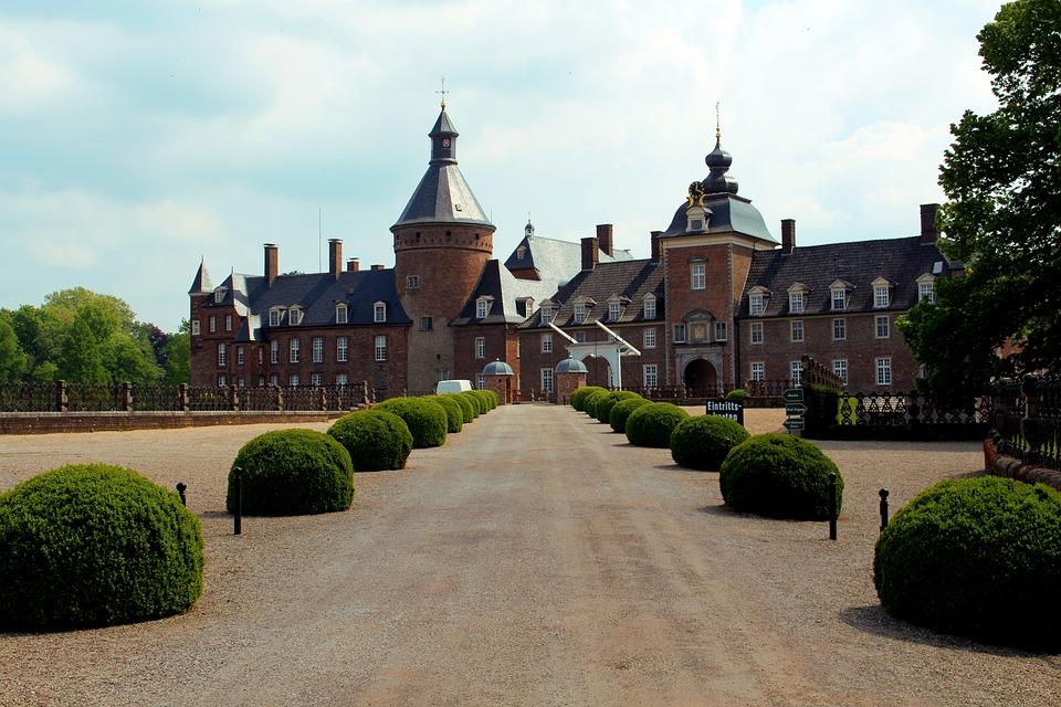 Concluded Anholt, Anholt, Isselburg, Castle